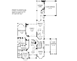 montreaux 9514 4 bedrooms and 5 baths the house designers