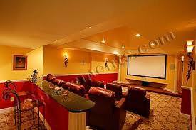 Basement Media Room Basement Home Theater Design 1000 Images About Basement Media Room