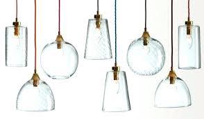 hand blown glass light globes idea hand blown glass lighting pendants or light fixtures lane