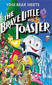 The Brave Little Toaster Movie Yogi Bear Meets The Brave Little Toaster Pooh U0027s Adventures Wiki