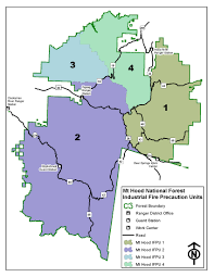 Usda Zone Map Mt Hood National Forest Home