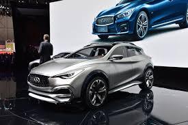 lexus nx vs infiniti fx infiniti qx30 2016 the car to make you take infiniti seriously
