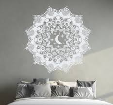 Wall Decals Vinyl Sticker Mandala by Online Buy Wholesale Yoga Room Decoration From China Yoga Room