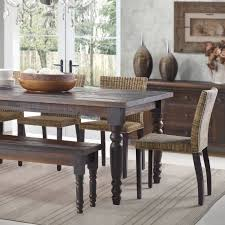 wood dining room sets grain wood furniture valerie dining table reviews wayfair
