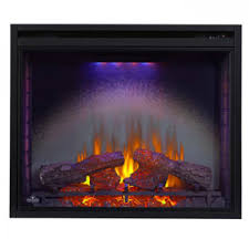Indoor Electric Fireplace Napoleon Nefb33h 33 Inch Indoor Electric Fireplace With 9 000 Btu