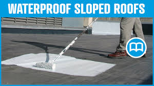 waterproof roof prevent water infiltration through roof cracks