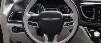 chrysler steering wheel 2017 chrysler pacifica hybrid superior chrysler dodge of nwa