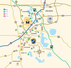 Map Orlando Fl by Disney World Vacation Community New Homes Near Orlando