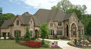 european style homes custom home front exterior executive style front exterior