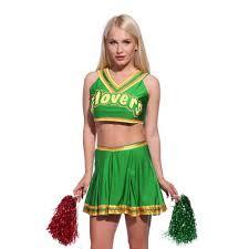 Zombie Cheerleader Zombie Cheerleader Costume Ladies Zombie Cheerleader Costume