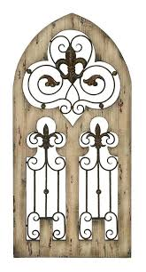 Antique Wood Wall Decor Glamorous 25 Metal And Wood Wall Decor Inspiration Design Of
