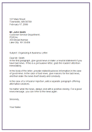 block style business letter template 28 images 6 exles of