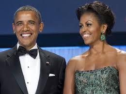 does michelle obama wear hair pieces first ladies love kjl michelle obama wearing vintage kenneth jay