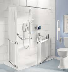 1500 Shower Door Half Height Shower Doors By Impey Practical Bathing