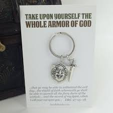armor of god bracelet armor of god key ring deseret book