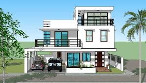 3 storey house house plan designs 3 storey w roofdeck bedroom designs