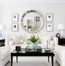 Mirror For Living Room Wall Simple Mirror Wall Decoration Ideas - Living room walls decorating ideas