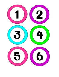 number clipart colored pencil color number clipart colored