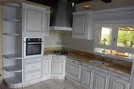 restaurer une cuisine rustique relooker cuisine rustique avant après relooker cuisine rustique