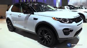 discovery land rover interior 2017 2017 land rover discovery sport hse luxury exterior interior