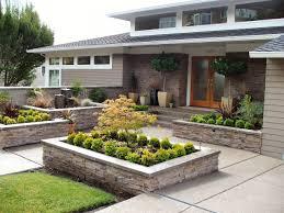 front garden ideas small terraced splendid ontario with pebbles