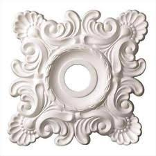 Ceiling Medallions Lowes by Shop Portfolio White Medallion At Lowes Com Dining Room