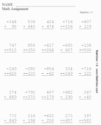 k 6 mixed addition subtraction multiplication and division