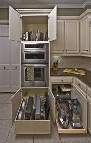 Tall Kitchen Storage Cabinets by Wooden Kitchen Storage Cabinets With Doors Best Cabinet Decoration