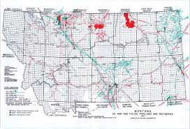A Map Of Montana by Epa Limits Methane Emissions From New Oil And Gas Development