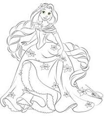 tangled coloring ideas rapunzel coloring