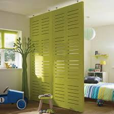 temporary walls room dividers divider between living room and dining wooden parion design