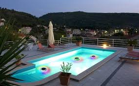 floating led pool lights solar floating led pool light with rgb leds 100 waterproof swimming