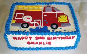 firetruck cakes truck cake cake designs