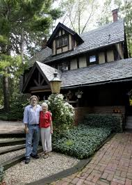 Modern Tudor Style Homes Tudor Style Cottage Blends Old Charm Modern Design The Blade