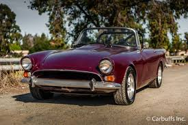 1965 sunbeam tiger roadster concord ca carbuffs concord ca