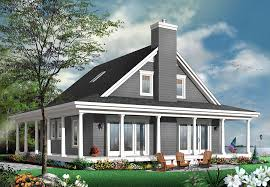 cottage house plans with wrap around porch unique country cottage house plan with wraparound porch colonial
