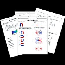 printable physics science tests and worksheets physics