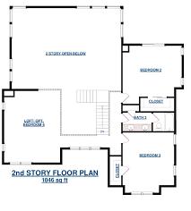 2 Story Floor Plan Castle Rock Co Luxury Home Mountain Property Builders