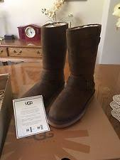 s sutter ugg boots toast ugg australia buckle winter boots for ebay