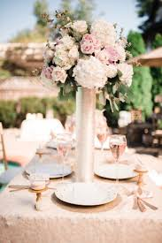 pink white gold wedding blush and gold wedding inspiration every last detail