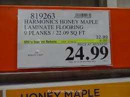 Maple Laminate Flooring 12mm Harmonics Honey Maple Laminate Flooring Reviews Carpet Vidalondon