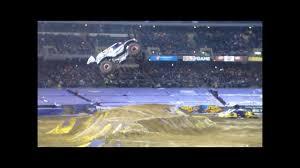 monster truck show bay area monster jam oakland 2014 highlights youtube