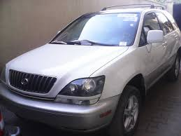 used lexus suv for sale in nigeria clean direct 1999 lexus rx 300 tokunbo for sale sold autos