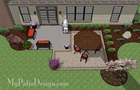 Patio Designs Ideas Pictures Square Paver Patio Addition Patio Designs And Ideas Home