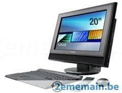 ordinateur de bureau pas cher ordinateur de bureau sony vaio pc complet pas cher a vendre