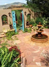 style courtyards best 25 mexican courtyard ideas on mexican hacienda