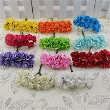 Flowers For Crafts - online get cheap wedding paper decoration aliexpress com