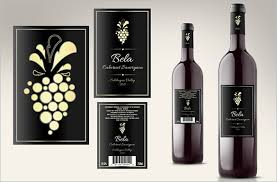 wine label template 24 free psd eps ai illustrator format