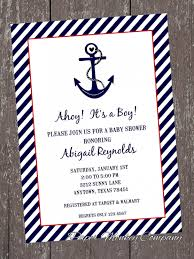 top 15 nautical baby boy shower invitations for you thewhipper com