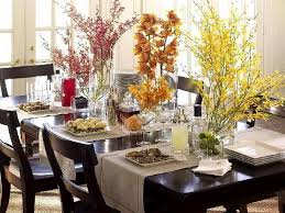 modern thanksgiving decorations thanksgiving buffet table